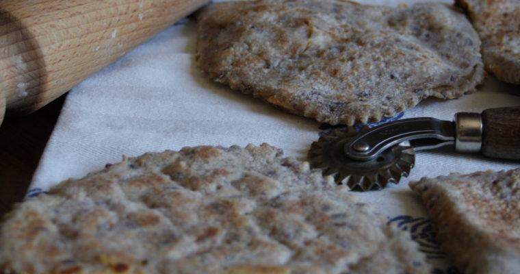 Crescioni zucca e patate (Guscioni)