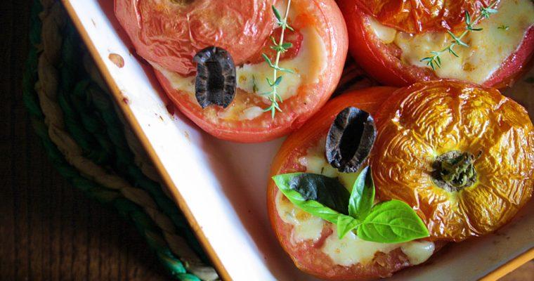 Pomodori ripieni – vegetariani –